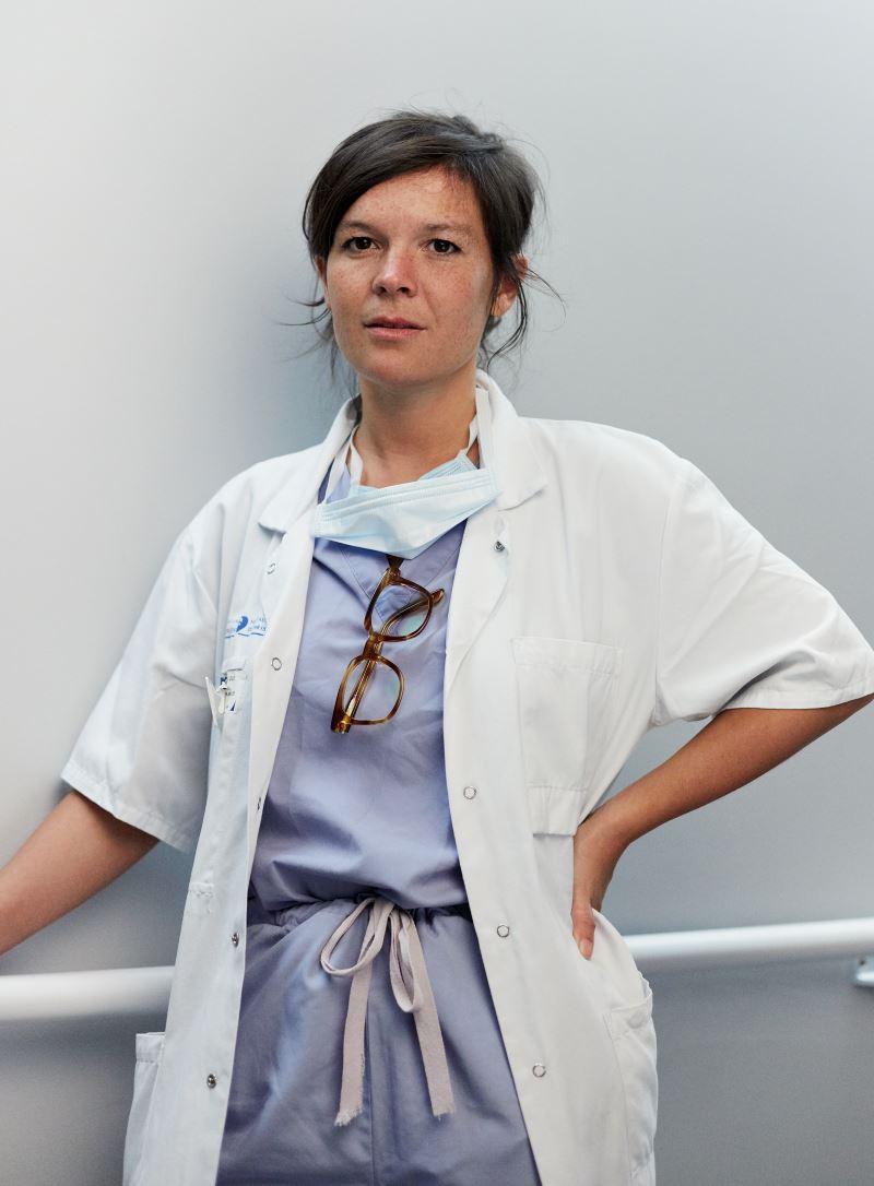 Dr Anne-Louise Boulart