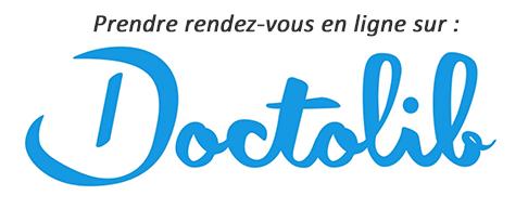 Prendre RDV en ligne avec Doctolib